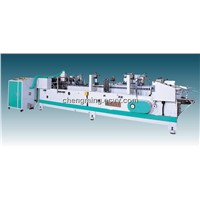 Automatic Transparent Plastic PP  Box Making Machine