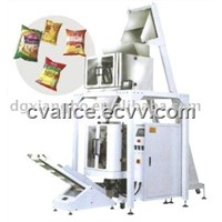 Automatic Vertical Food Packing Machine