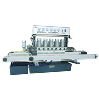Straight Circular Edge Glass Grinding Machine