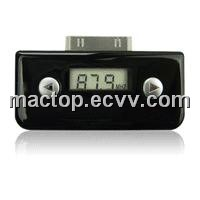 FM Transmitter for iPod & iPhone