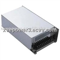 Enclosed Switching Power Supply - 550W