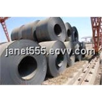 Hot Rolled Steel Strip in Coil