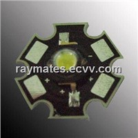 1W High Power LED with Aluminium Board