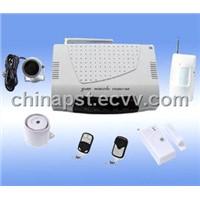 Home Security Camera System (PST-GSM-05)