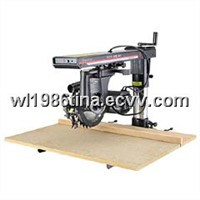 Radial Arm Saw - CE GS