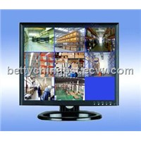 "17"" AV/TV/PC LCD TV Monitor"