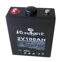 2A100 AGM Battery