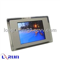 2.4 Inch Magnetic Digital Photo Frame with Motion Sensor