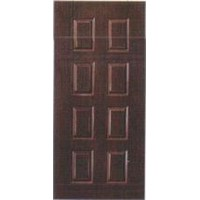 8 panel bedroom steel door,8 panel hollow core steel door