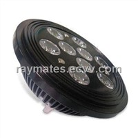 9 *1W High Power LED Lamp with AR111 Base