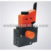 AC Trigger Switch with Speed Control / Integrated Reversing Module