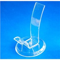 Acrylic High-heeled Shoes Display Stand