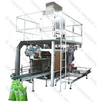 Automatic Weighing Heavy Bag Packaging Machine Unit