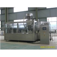 Capping and Filling Machine