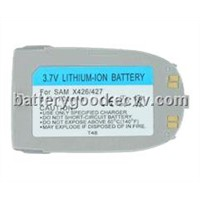 Cell Phone Battery for Samsung SGH-E105