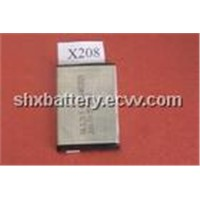 Cell Phone Battery for Samsung (X208)