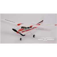 Cessna182 Skylane Min. 2.4GHz Aerobatic Radio Remote Control Electric Li-Po R/C Brushless Airplane
