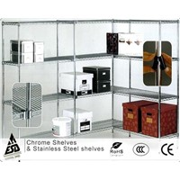 Chrome Shelves / Stainless Steel Shelves