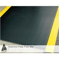 Diamond Plate Floor Mat