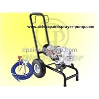 Electric Diaphragm Pump & Airless Paint Sprayer Kit Larius Dali Model