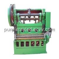 Expanded Mesh Machine