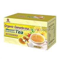 Ganoderma Medlar Chrysanthemum Tea