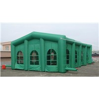 Green Inflatable Tent