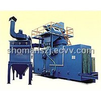 H-Type Cleaning and Shot Blasting Machine