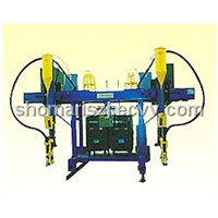 H-TYPE STEEL AUTO-WELDING MACHINE