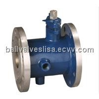 Heating Jacket Ball Valves