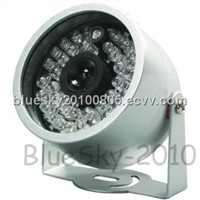 IR Waterproof CCD Camera 1/4 Sharp (420TVL)