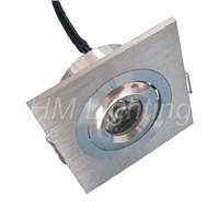 IR induction led cabinet light