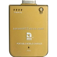 iPod Portable Emergency Charger (2800mah)