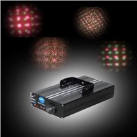 Fireworks Blooming Red & Green Laser Light (S12)