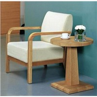Arm chair and round table DF-Z08