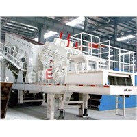 Mobile Crushing Production Line