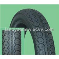 Motorcycle tires and tubes 110/90-16