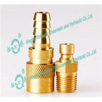 Mould Quick Coupling (Small)(Brass)