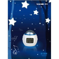Music and Starry Sky Calendar
