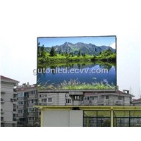 P25 Outdoor Full Color LED Displays