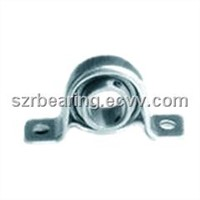 Pressed Steel Housing with Bearings
