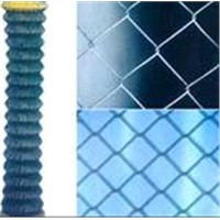 PVC Coating Diamond Chain Link Fence