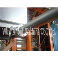PVC Powder Coating of Welded Mesh Gabions
