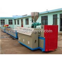 PVC profile making machine