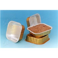 Pet Food Smooth Wall Container Mould
