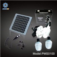 Pulsee Solar Home System 10W Mono / Amorphous Silicon