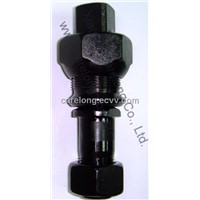 Rear Bolt & Nut for Mitsubishi Lh