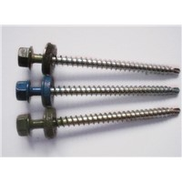 Roofing Screws with EPDM Washer