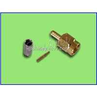 SMA Male Connector for RG174