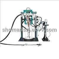 Sealant spreading machine SSM99 (Ameirica pump)